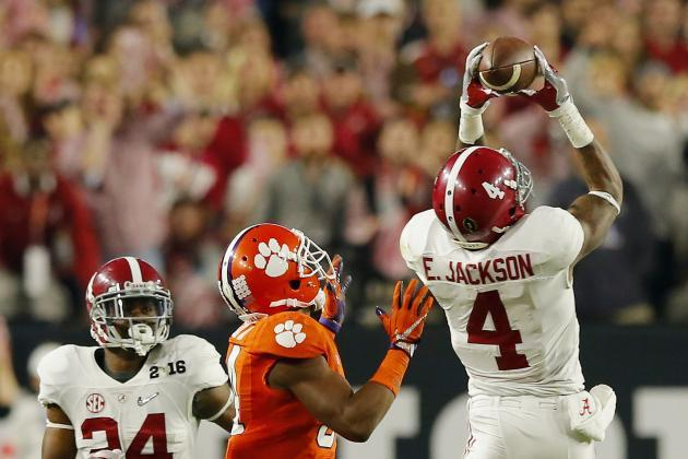 Alabama's Secondary Could Go from Its Biggest Weakness to Its Biggest Strength